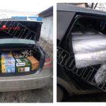 Возили контрабанду из Одессы: задержаны два водителя (ВИДЕО)