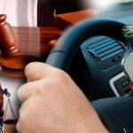 Автомобилист лишился прав за пьяную езду и снова сел нетрезвым за руль