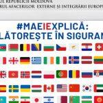 МИДЕИ обновило правила въезда в другие страны для молдавских граждан (DOC)