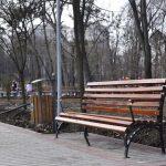 Возобновлены работы по реабилитации парка «Алунелул»