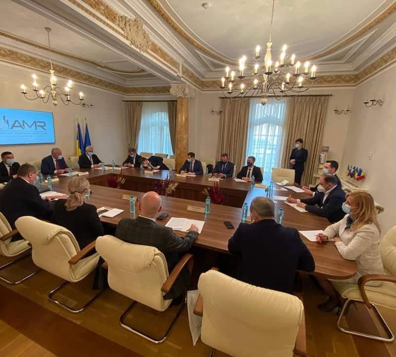 Ион Чебан в Бухаресте: Заимствование передового опыта полезно для Кишинёва