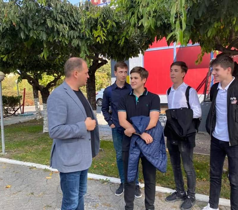 Генпримар призвал молодёжные организации помочь Кишинёву получить титул Молодёжной столицы Европы