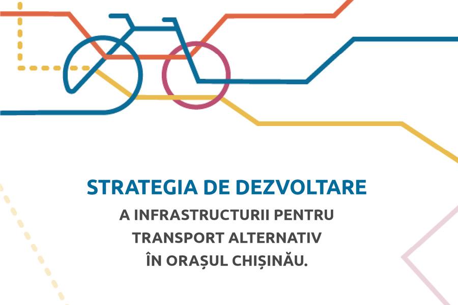 Примария разработала Стратегию развития инфраструктуры для альтернативного транспорта в Кишинёве