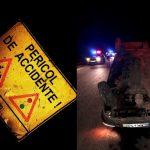 Пьяный водитель врезался в дорожный знак и попал в больницу
