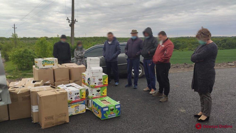 Молдаванина оштрафовали в Одесской области за организацию контрабанды (ФОТО)