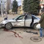 Бельчанин устроил аварию и сбежал с места происшествия (ФОТО)