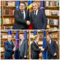 Цырдя задал неудобные вопросы послу ЕС в Молдове