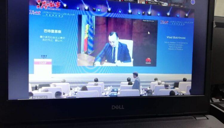 Батрынча: Китай – искренний друг и надёжный партнёр Молдовы