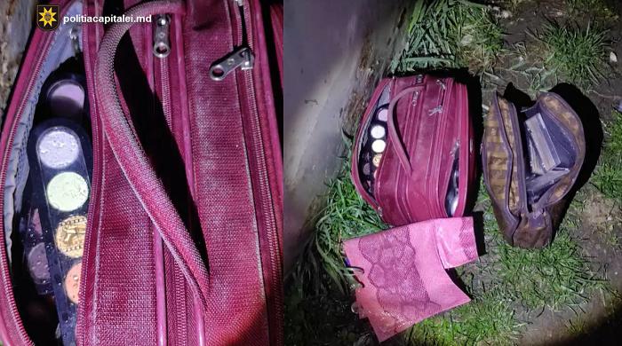 Ограбил магазин косметики на 5 тысяч леев: в столице задержали злоумышленника (ВИДЕО)