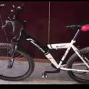 Рецидивист украл велосипед из столичной многоэтажки (ВИДЕО)