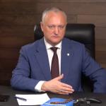 Додон - румынскому послу: Вы в нашей стране - гость. И если вас ещё не освистывают на улицах, то только потому, что молдаване - гостеприимный народ (ВИДЕО)