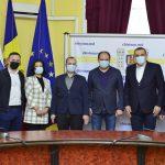 В Кишинёве гостят чиновники из Румынии. Чебан: Мы готовы к сотрудничеству для развития города