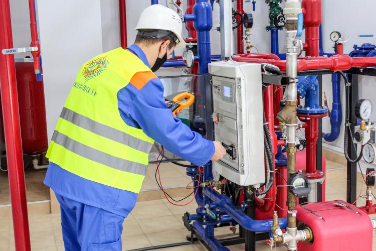 """""""Termoelectrica"""": Граждане могут самостоятельно регулировать потребление тепловой энергии"""