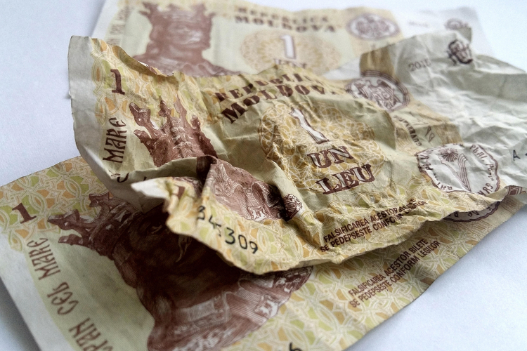 Где можно обменять порванные, поврежденные или грязные банкноты