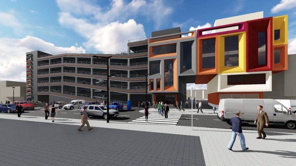 На Центральном рынке Кишинёва может появиться парковка на 380 мест