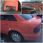 Автомобиль молдаванина конфисковали из-за незаконной модификации номера кузова