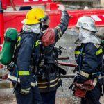 На территории монастыря Хыржаука случился пожар