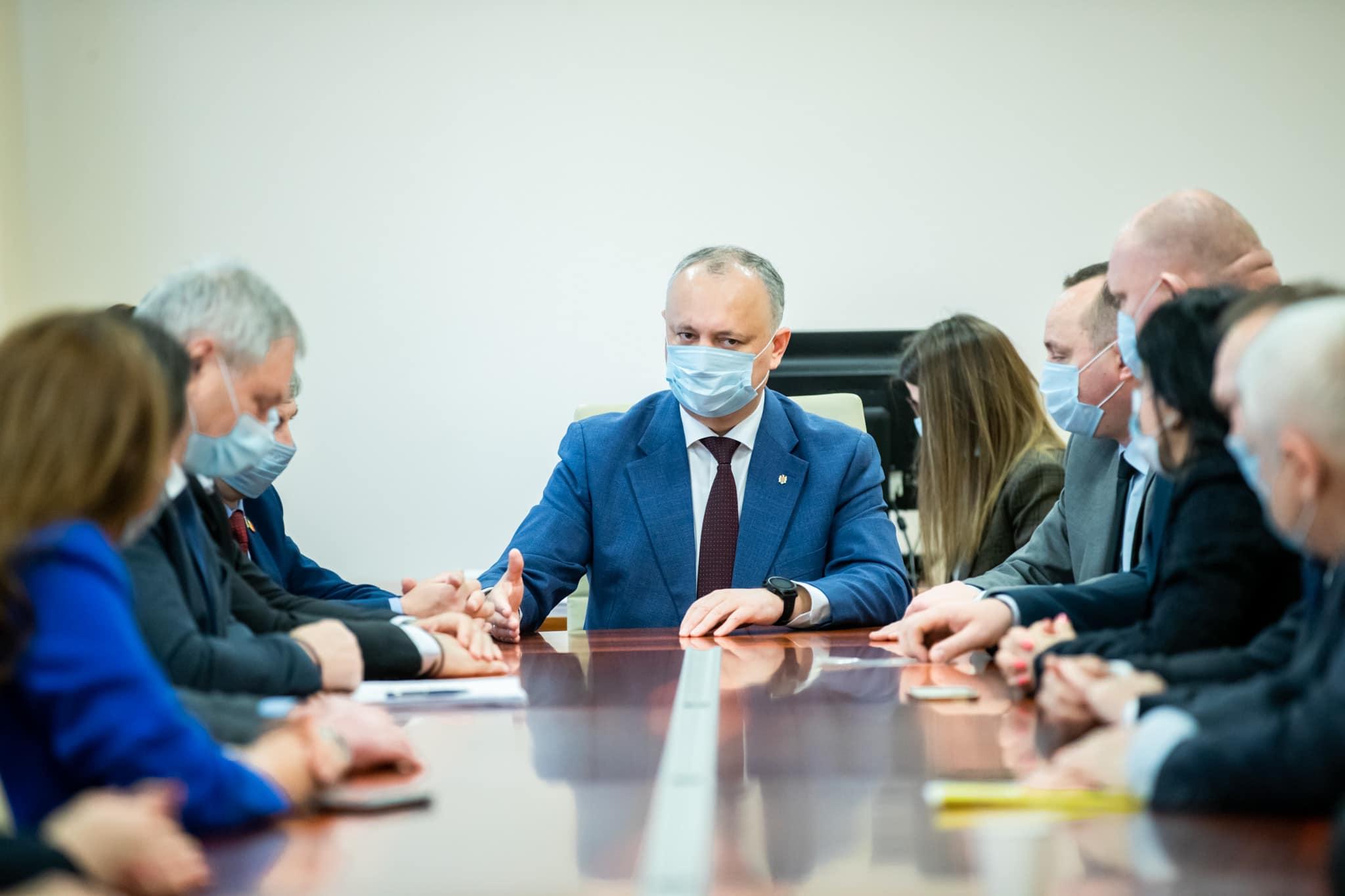 ПСРМ инициирует отставку трёх судей Конституционного суда, узурпировавших КС в интересах Санду