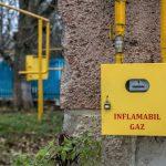 Объём потребления газа в Молдове вырос в марте на 48% по сравнению с прошлым годом