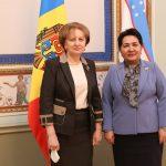 Спикер молдавского парламента приглашена с визитом в Узбекистан