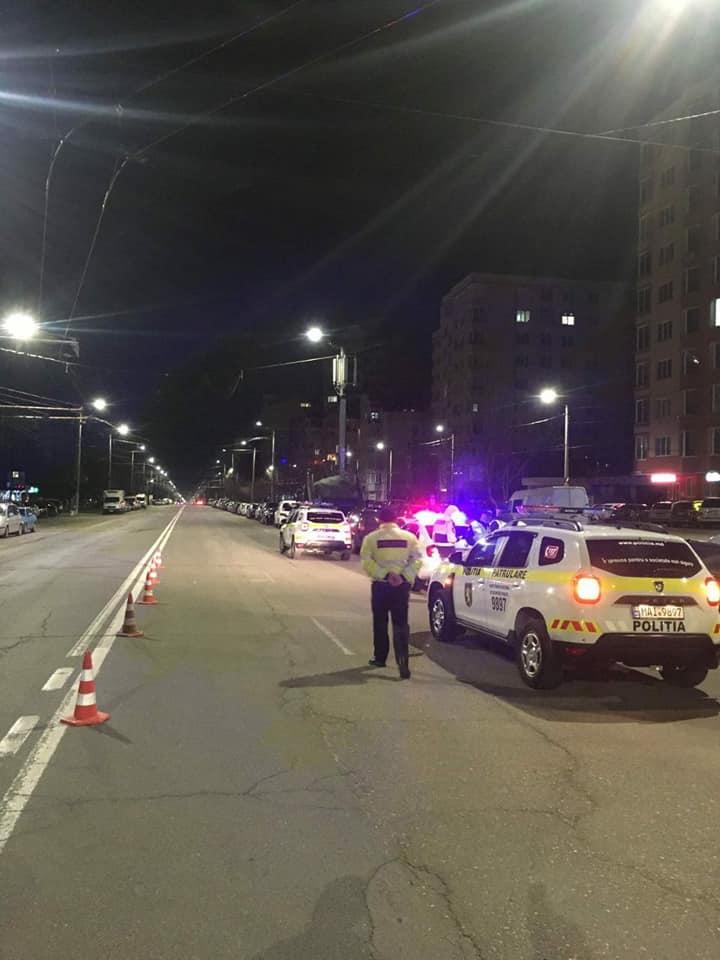 За сутки на дорогах страны остановили 6 нетрезвых водителей