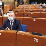 Влад Батрынча был единогласно избран вице-председателем ПАСЕ