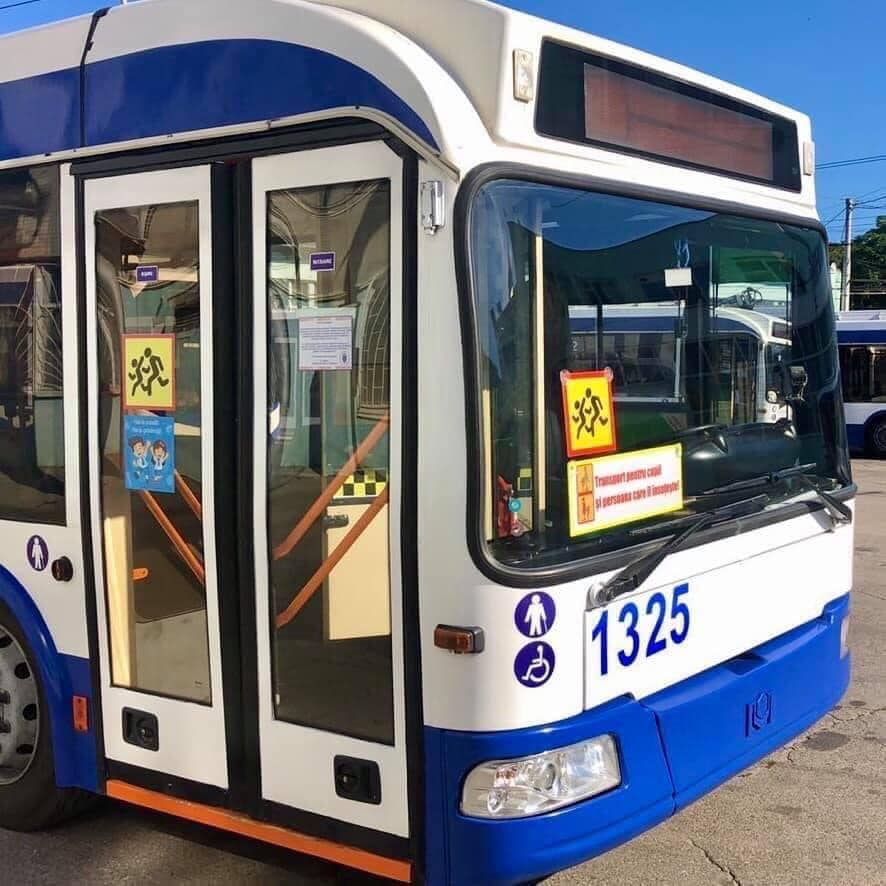 Школьные троллейбусы возобновляют работу с завтрашнего дня