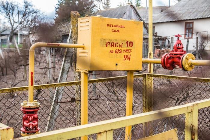 В Молдове стартовали работы по расширению газораспределительных сетей