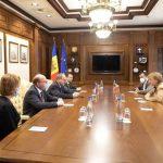 Спикер обсудила с российской делегацией судьбу молдавских мигрантов в РФ