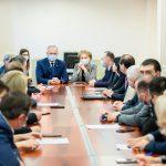 Игорь Додон предложил депутатам ПСРМ инициировать отмену выпускных экзаменов (ФОТО, ВИДЕО)
