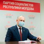 Додон - послу США: Использовать Молдову против России у вас не получится (ВИДЕО)