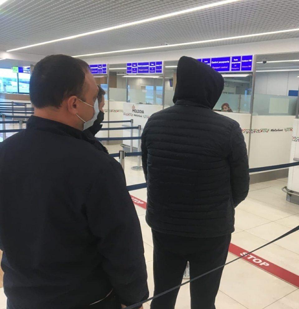 Объявленного в розыск молдавскими властями мошенника задержали в Австрии