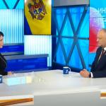 Додон: Мы будем бороться за молдавский язык. Если нужно будет - вытащим всю страну (ВИДЕО)