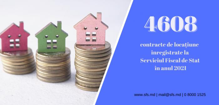 Более 4,6 тысяч договоров аренды было зарегистрировано с начала года