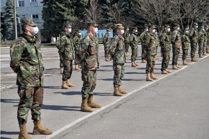 В Молдове начался весенний призыв в армию