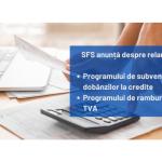 Налоговая служба возобновила программы субсидирования процентов по кредитам и возмещения НДС