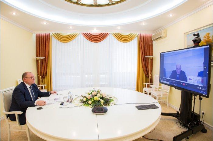 Чокой выступил на онлайн-заседании глав правительств стран ЕАЭС
