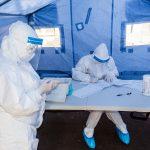 По всей стране установлено ещё 19 палаток для информирования населения о рисках заражения COVID-19