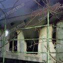 Рассматривается поджог: в частном доме вспыхнул пожар