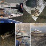 Десятки рыбаков-любителей получили штрафы за незаконную ловлю