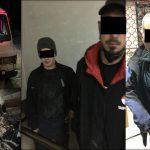 Поймали с поличным: обокравших автомобиль приятелей застали на месте преступления