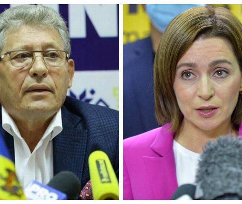 Додон – Санду: Докажите, что вы умнее Гимпу. Оставьте Конституцию и молдавский язык в покое