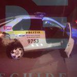Четверо полицейских пострадали в результате цепного ДТП в Бельцах: виновный задержан