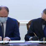 Генпримар Кишинёва и губернатор Санкт-Петербурга подписали соглашение о сотрудничестве (ВИДЕО)
