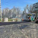 Стартовали работы по асфальтированию улицы Иона Крянгэ