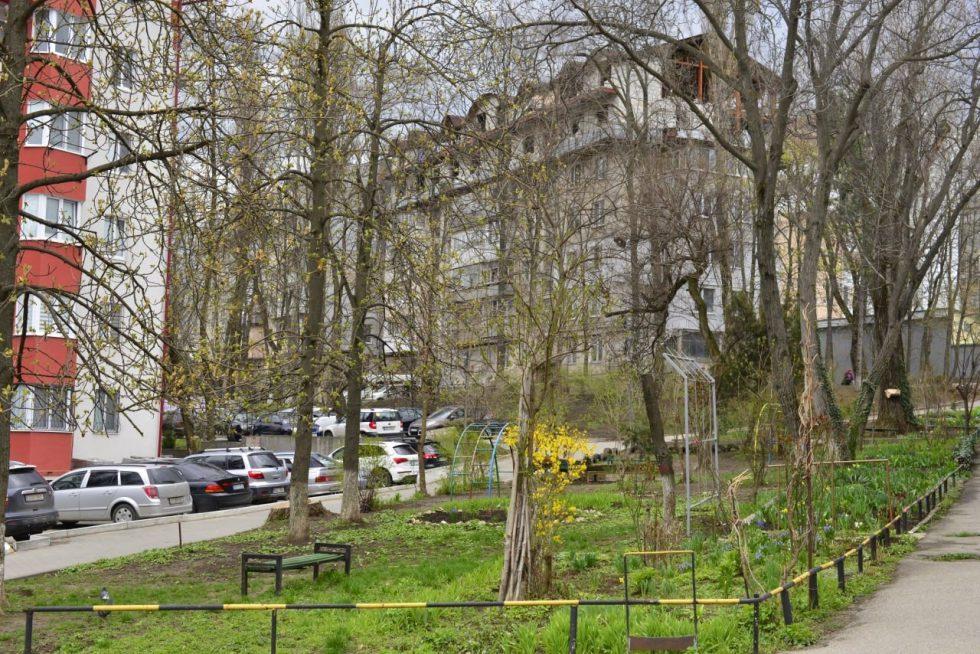 В Кишинёве начинается ремонт дворов многоквартирных домов