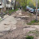 Ион Чебан отчитал ответственных за восстановление тротуаров после подземных работ: Халатность недопустима!