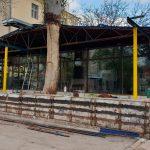 В Кишиневе сносят ещё две незаконные постройки