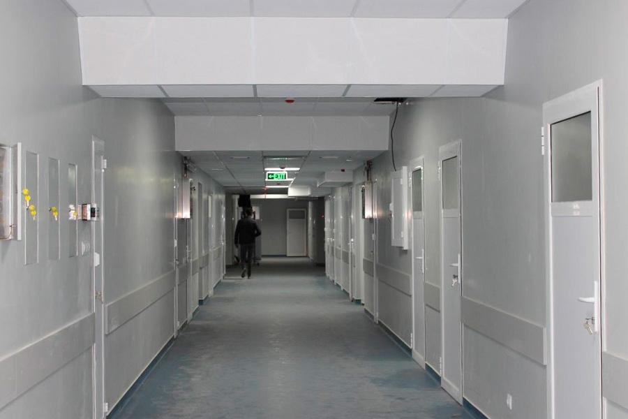"""В больнице """"Святая Троица"""" откроется новое отделение реанимации и интенсивной терапии"""