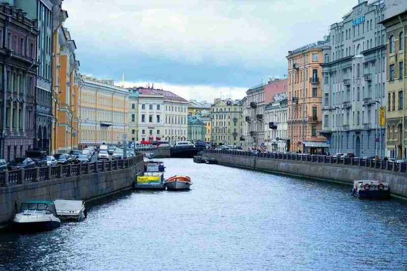 Ион Чебан находится с рабочим визитом в Санкт-Петербурге